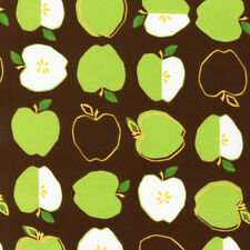 "ROBERT KAUFMAN ""METRO MARKET"" APPLES Brown by yard"