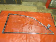 MGB GT, MGC GT, Rear Right Quarter Glass Window , Clear, GC!!