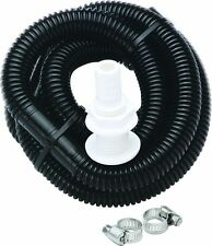 "Boat Marine BILGE PUMP PLUMBING KIT :   3/4"" x 5'  Hose - 2 Clamps - Thru Hull"