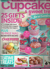 LOVE  BAKING,CUP CAKES & SWEET TREATS, ISSUE, 5  GARDEN PARTY,2012  (25 GIFTS