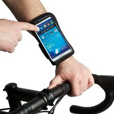 Waterproof Bike Bicycle Cycling Smart Phone Mobile GPS Holder Armband Wrist Arm