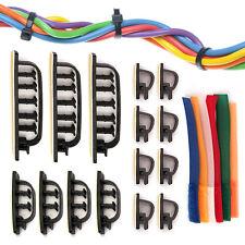 66 Piece Cable Management Set