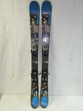 "TECNO "" HURRICANE "" TOP JUNIOR SKI TWIN-TIP FREESTYLE CARVER 111 CM + BDG"