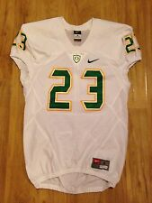 New Nike Men's L University Oregon Ducks Football Game Mach Speed Jersey $160