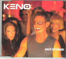Keno-chantier les mains, CD-single