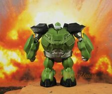Hasbro Action Figure Transformers BULKHEAD Statue Toy Model Cake Topper K988