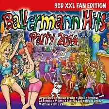 "XXL BOX 3 CDs Ballermann Party 2014 ""3 CD XXL Fan Edition"""