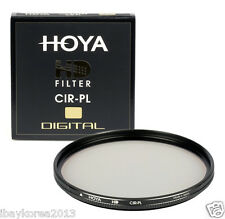 Genuine HOYA 58mm HD CPL Filter Multi-Coated High Definition CIR-PL Filter 58mm