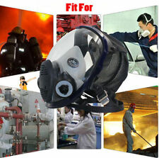Painting Spraying Similar For 3M 6800 Gas Mask Full Face Facepiece Respirator y