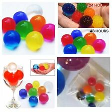 200 Bead orbeez replacement packs large jumbo kids water spa refills Magic Balls