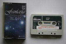 Cassette Blonker - Fantasia Dieter Geike Holland Philips Promo 1980 Jazz Rock