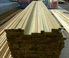 "£1.15 Per Metre 2""x2"" 45mm x 45mm A* Graded Tanalised PRESSURE TREATED Timber"