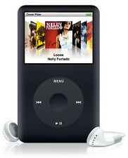 Geniune Apple iPod Classic 7th Gen 160GB Black *NEW!* + Warranty!