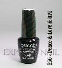 OPI GelColor UV/LED Soak Off Gel Color Nail Polish PART 2 NEW Choose one!
