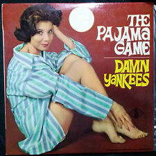 THE PAJAMA GAME & DAMN YANKEES VINYL LP AUSTRALIA