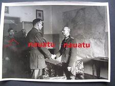 Foto GENERALE Wlassow Власов Poa RUSSO Esercito di liberazione in generale tedesco