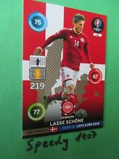 Road to UEFA Euro 2016 One to watch Nordic Edition Lasse Schone Schöne  Panini