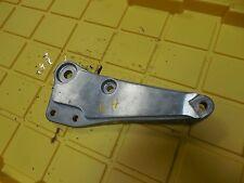 suzuki GS1100E GS1100 left muffler exhaust foot peg rest bracket stay 1980 1981