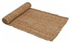 Tesco Chunky Boucle Runner 100% Jute Made Natural Brown Indoor Use 65x190cm