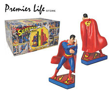SUPERMAN Reggilibri-DC FUMETTI SUPERMAN ACTION FIGURE delimitatori