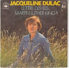 45 T SP JACQUELINE DULAC *MARTIN LUTHER KING*