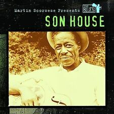 Martin Scorsese Presents the Blues: Son House by Son House (CD, Sep-2003, Sony)
