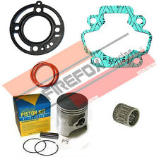 Kawasaki KX65 (All) 44.50mm Bore Mitaka Top End Rebuild Kit Inc Piston & Gaskets