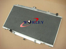 3 ROW ALUMINUM RADIATOR FOR NISSAN GU PATROL Y61 Diesel TD42 4.2L Turbo AT MT
