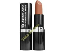 LIQUIDFLORA ROSSETTO Biologico 07 LIGHT BROWN trucco bio make up Lipstick vegan