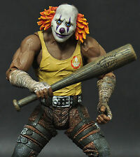 JOKER'S CLOWN THUG W/BAT • ARKHAM CITY • C9 • DC COLLECTIBLES • SERIES 3