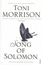 Song of Solomon: A Novel by Toni Morrison (Paperback, 1998) New Book