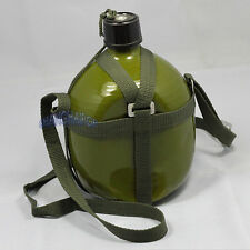 Military Army 1500ML Water Bottle Surplus Canteen Heavy Duty Belt Flask Chinese
