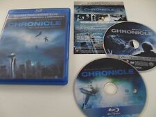 Chronicle (Blu-ray/DVD, 2012, 2-Disc Set, The Lost Footage Edition) FREE SHIP