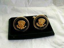 Stati Uniti d'America Presidente GEMELLI 18 Carati Placcato Oro
