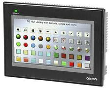 "Pantalla táctil color 7"" ethernet colour touch screen HMI Omron NB NB7W-TW01B"