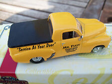 MATCHBOX MR FIXIT 1951 FX HOLDEN PICKUP TRUCK, 1:43 DIECAST, MIB WITH COA
