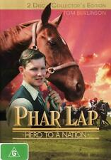 Phar Lap: Hero to a Nation (Collector's Edition)  - DVD - NEW Region 4