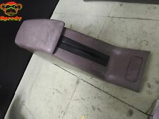 92 93 94 95 HONDA CIVIC CENTER E BRAKE ARM REST ARMREST CONSOLE OEM TAN