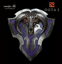 DOTA 2 VANGUARD SHIELD WETA WORKSHOP LIMITED EDITION *NO GAME CODE*