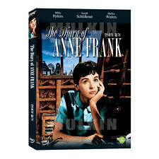 The Diary Of Anne Frank (1959) DVD - Millie Perkins (New *Sealed *All Region)