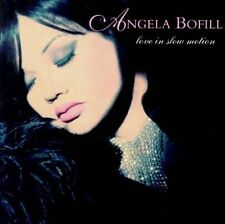 ANGELA BOFILL - Love In Slow Motion CD ** Like New / Mint **