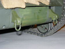!/6 scale front-end replacement shackles for Ultimate Soldier Stuart tank