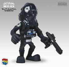 Star Wars TIE FIGHTER PILOT Medicom VCD Action Figure Vinyl EMPIRE Darth JEDI