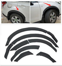 Front & rear Fender Flare Kit Wheel Arch 10pcs  For Subaru Forester 2013-2015