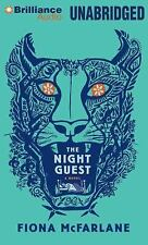 The Night Guest by Fiona McFarlane (2014, MP3 CD, Unabridged)