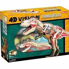 44750 TYRANNOSAURUS TREX 4D VISION ANATOMY MODEL 39 PARTS WITH STAND EDUCATIONAL