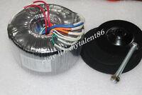 300W 220V Toroid Transformer for audio Out:2X22V + 2X15V