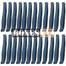 """Large Rubber Movers Bands 36"""" – 24 Blue Heavy Duty Rubber Bands"""