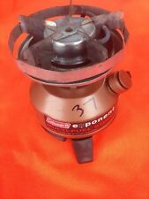 COLEMAN EXPONENT STOVE MILITARY STOVE MULIT-FUEL STOVE CAMPING BACKPACKING 37