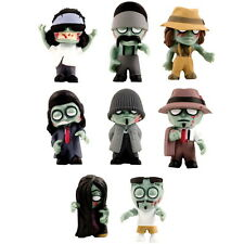 3 Homies Zombies Birthday Party Favors Cake Toppers Figurines Figures New Lot